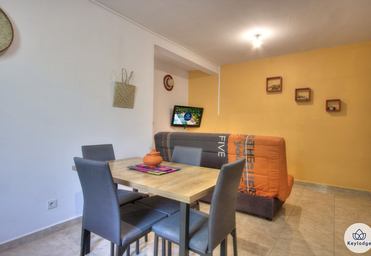 Appartement à Saint Pierre - T2 - Mahavel'Péi - 42 m2 – Proche de Saint-Pierre