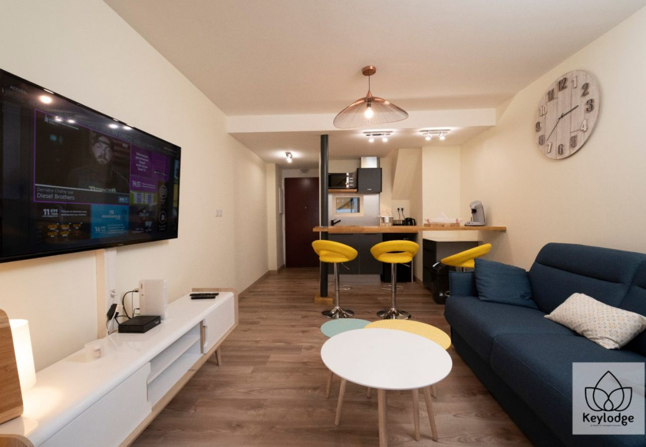 Appartement à Sainte-Clotilde - T2 - L'Ecrin d'Or 2** - Duplex 42m2 - 10mn aéroport