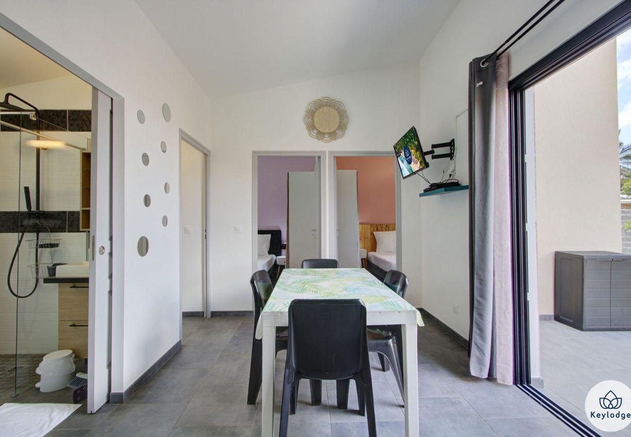Maison à Saint Pierre - Maison Zétwal Amaya**** - 42m² - Proche de Saint-Pierre