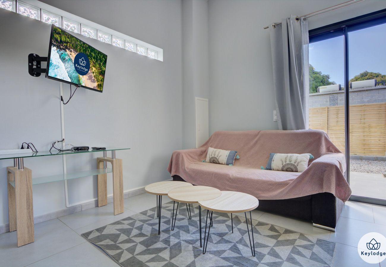 Maison à Saint Pierre - Maison Zétwal Loulou - 47m² - Proche de Saint-Pierre