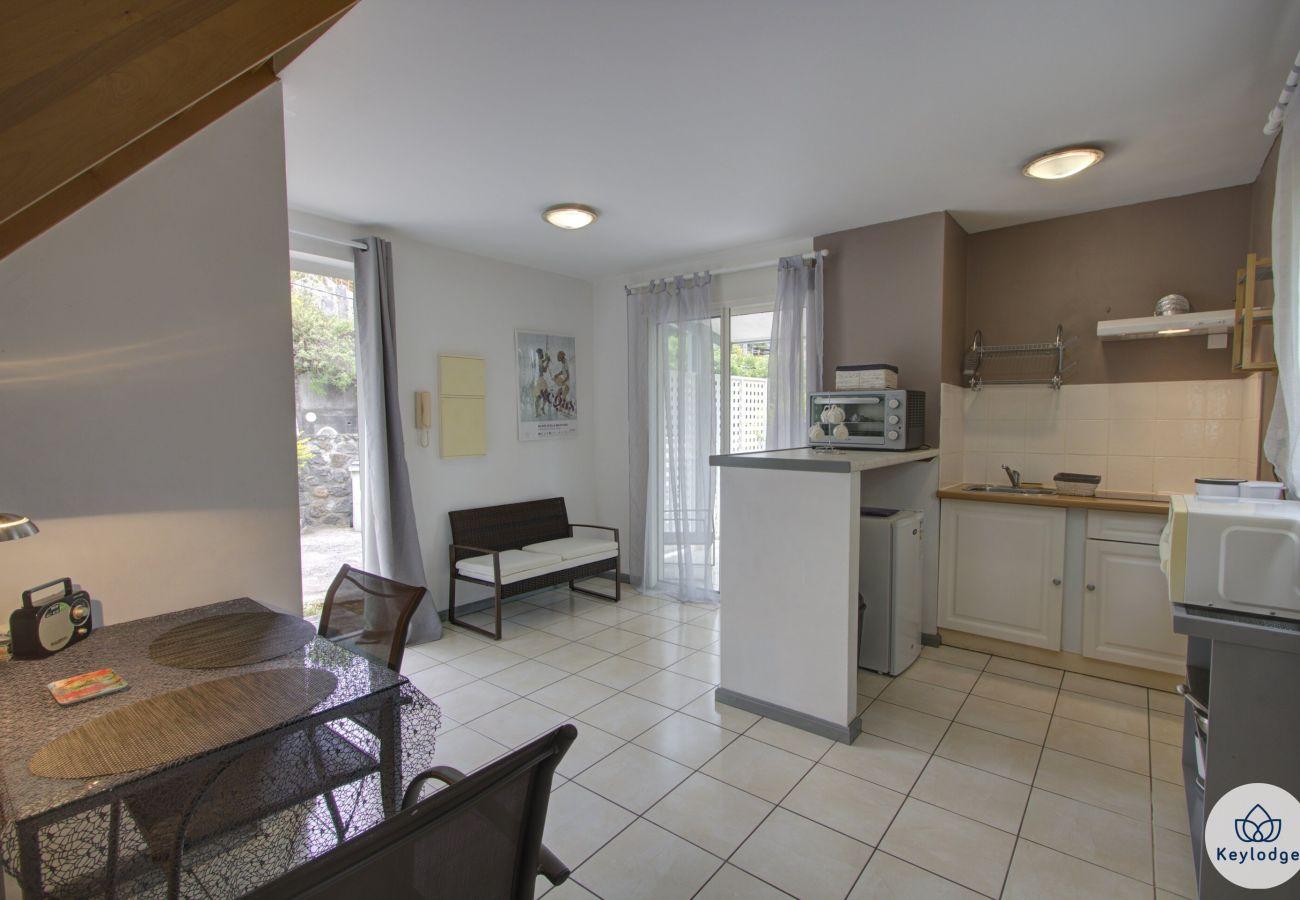 Appartement à Saint Denis - Duplex - Bella Notte - 35 m2 - jardin - St-Denis