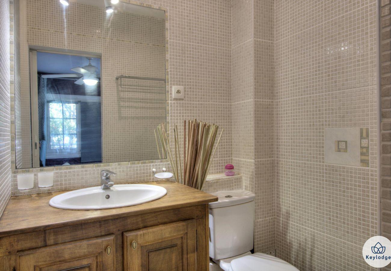 Appartement à Saint Pierre - T2 - Fleur d'Agave - 32 m2 – Villa Morgane - piscine - Saint-Pierre