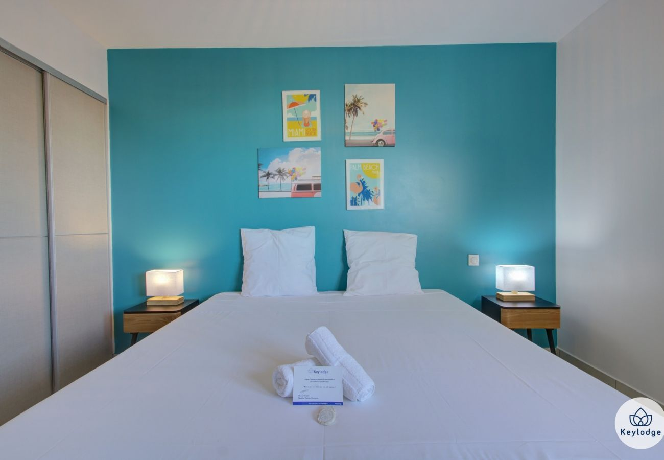 Appartement à Saint-Gilles les Bains - T3 - Infini bleu- 63 m2 - vue océan - St-Gilles