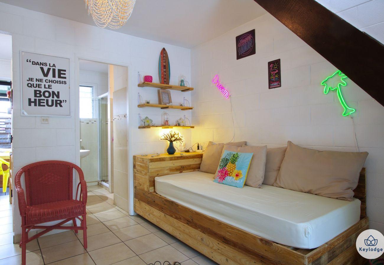 Maison à Saint-Gilles les Bains - Kaz Lotis**- plage des Roches Noires - Saint-Gilles les Bains