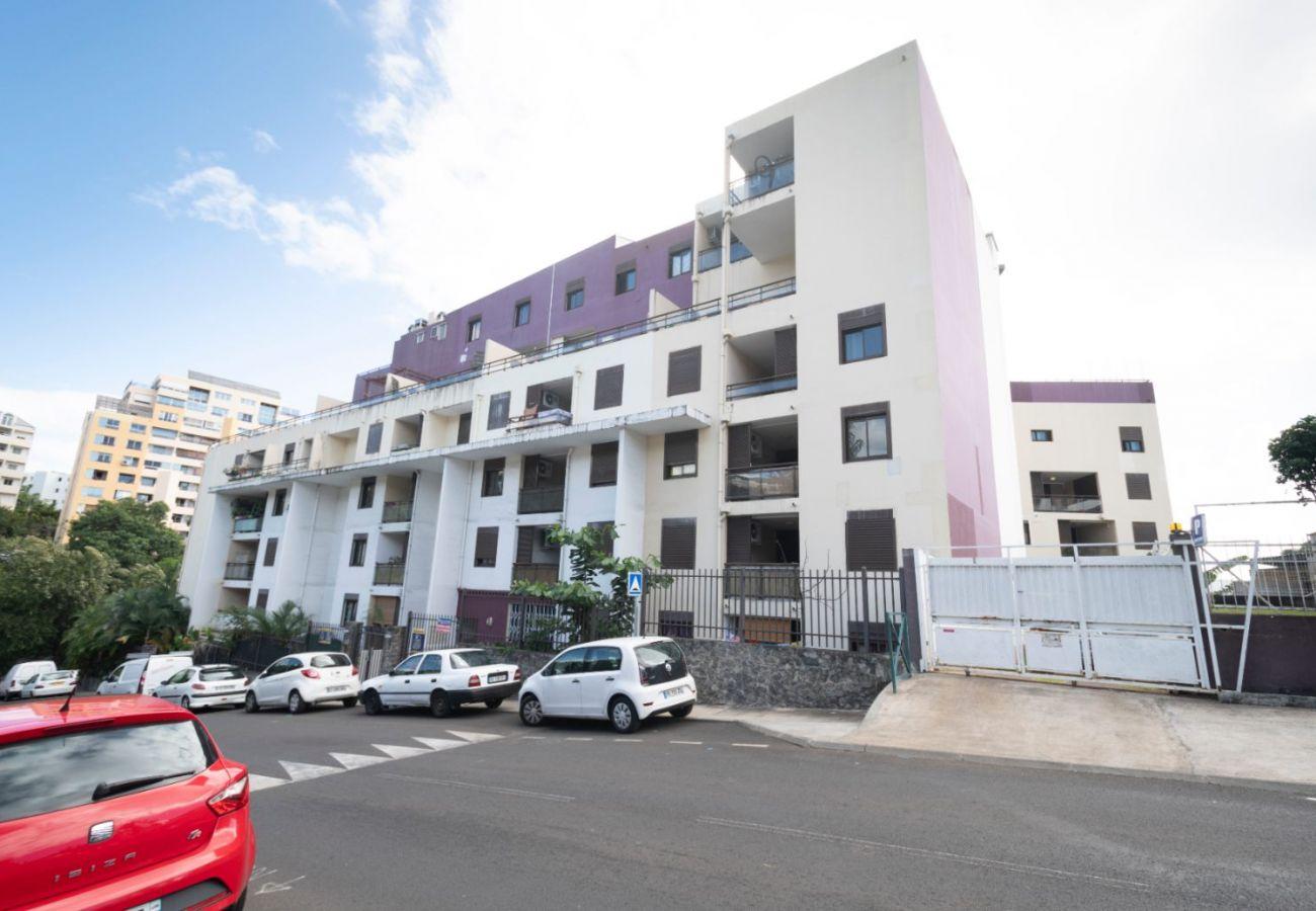Appartement à Saint Denis - T2 - Magik 1 - 50 m2 - Rénové - Saint-Denis
