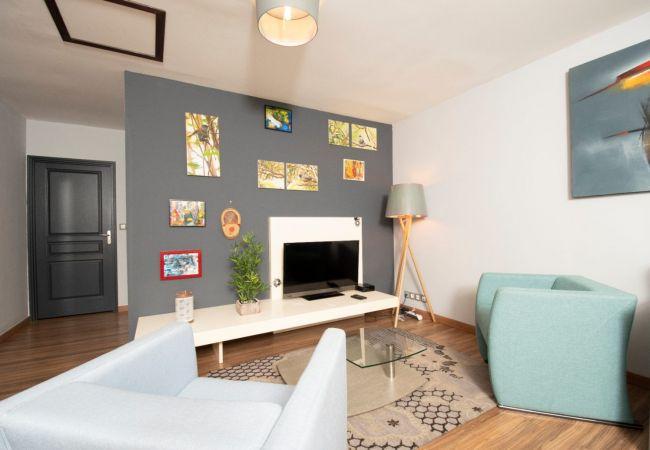à Sainte Clotilde - T3 - Sweet'Home 3*** - 55 m2 - proche aéroport