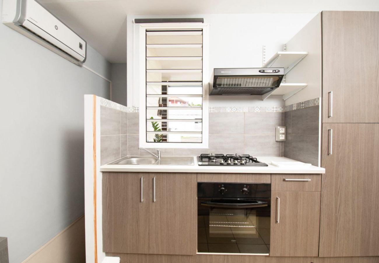 Appartement à Sainte-Clotilde - T3 - Sweet'Home 3*** - 55 m2 - proche aéroport