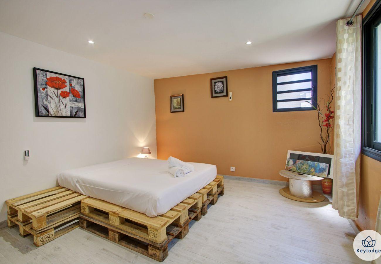 Villa à Sainte-Clotilde - Villa Bambusa 3*** - 88 m2 - piscine - Ste-Clotilde
