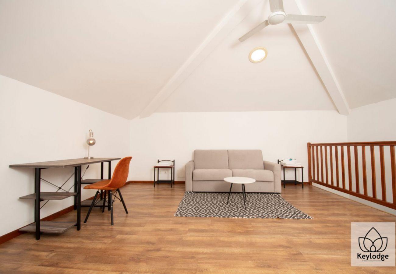 Villa à Saint-Paul - Villa de la Baie 4**** - 187 m2 - Piscine & Jacuzzi - Front de Mer de St Paul