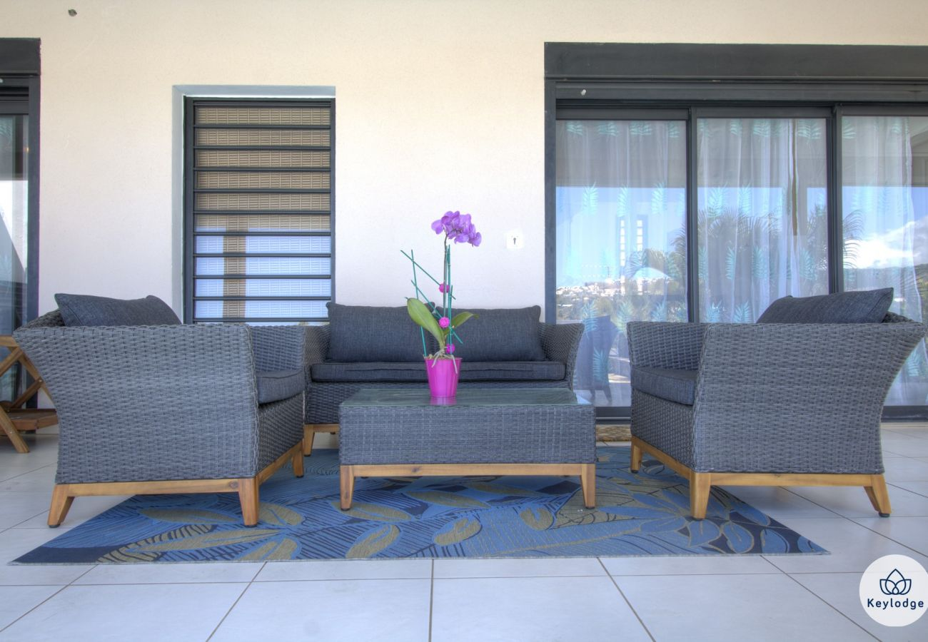 Villa à Saint-Gilles les Bains - Villa Logan - 140 m2 – piscine - St-Gilles-les bains