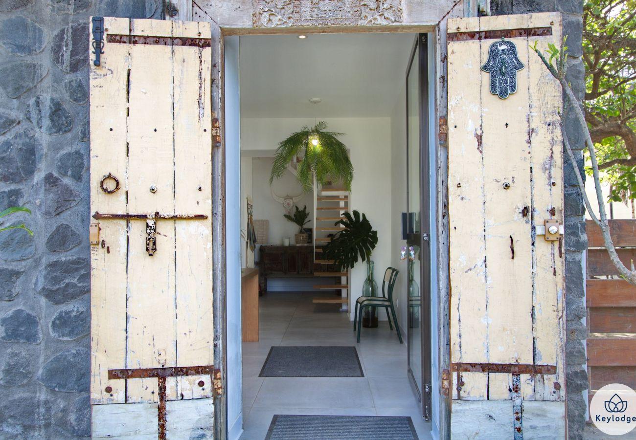 Villa à Saint-Gilles les Bains - Villa Radjmahal*** - 160 m2 - localisation idéale - Saint-Gilles Roches Noires