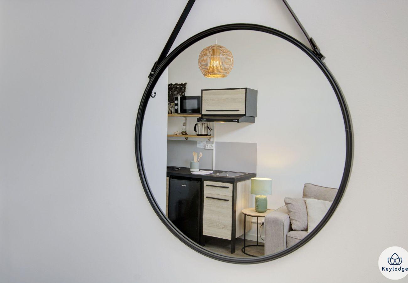 Studio à Saint-Gilles les Bains - T1 – Sweet Summer 1 - 18 m2 – Equipé - St-Gilles-les-Bains