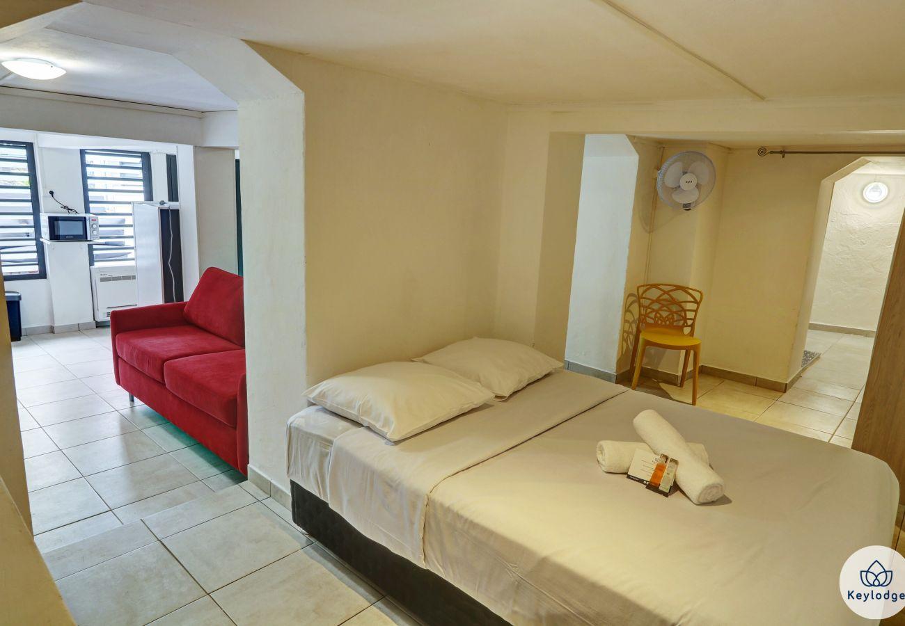 Studio à Saint-Gilles les Bains - T1 bis – Azur - 45 m2 – Proche des plages - Saint-Gilles-les-bains