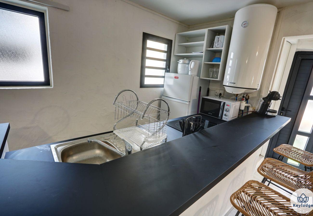 Studio à Saint-Gilles les Bains - T1 bis – Terrasse – 42 m2 – Proche des plages - Saint-Gilles-les-bains