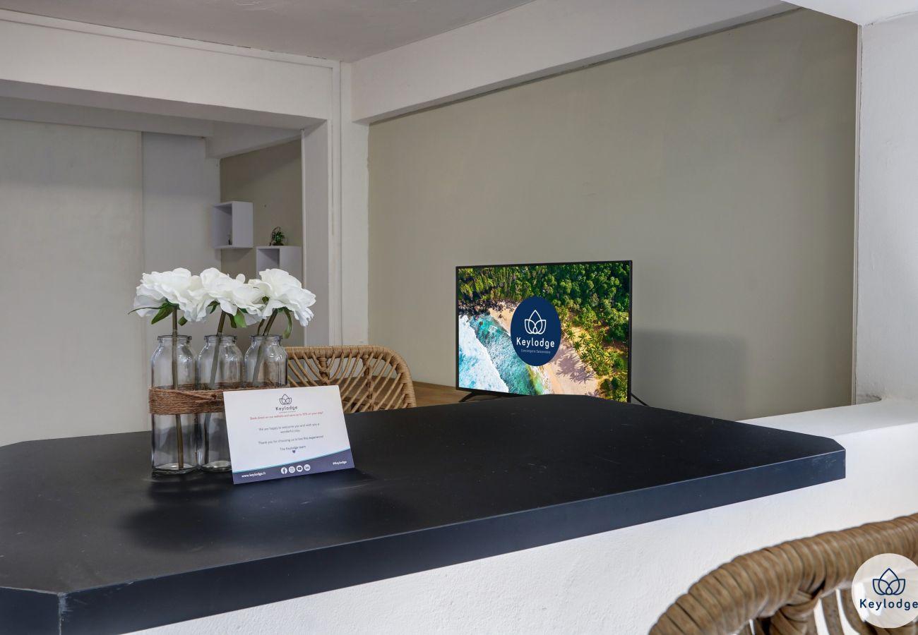 Studio à Saint-Gilles les Bains - T1 – Coquillage - 22 m2 – Proche des plages - Saint-Gilles-les-bains