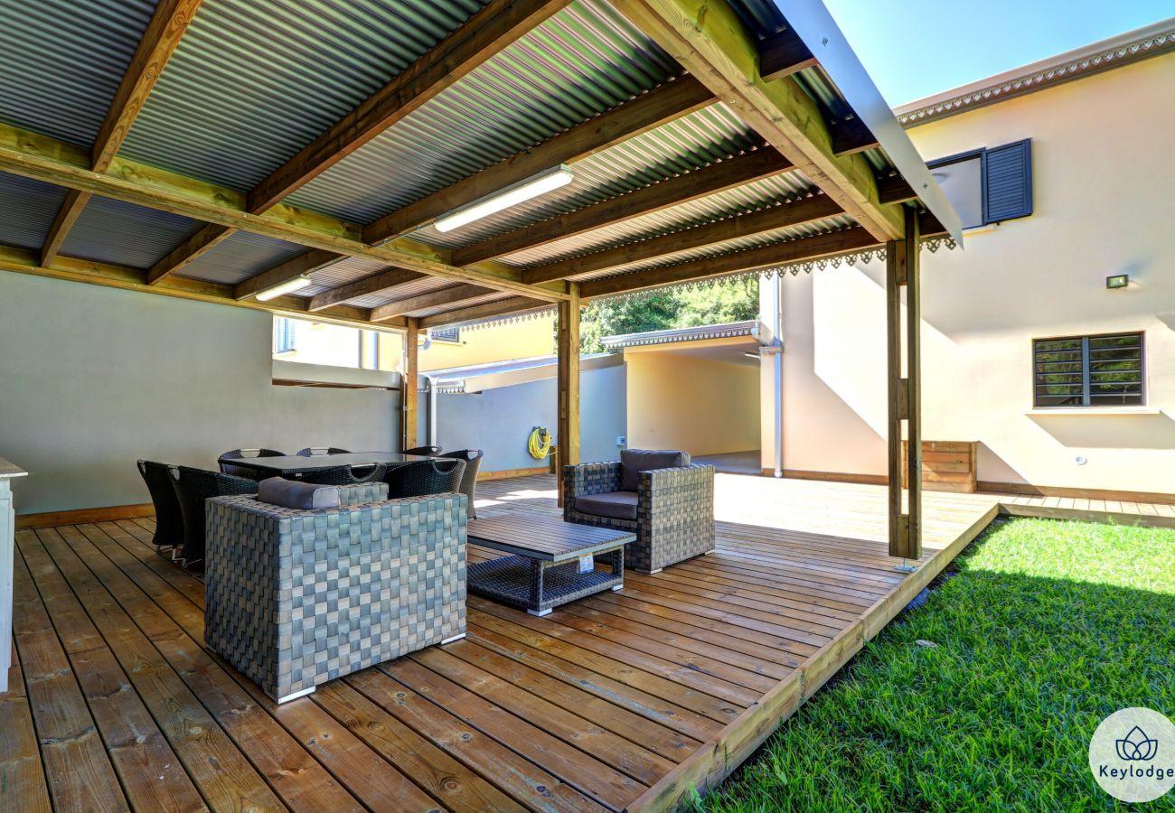 Villa à Salazie - Villa Embellia*** - 147 m2 – Séjour nature – Salazie