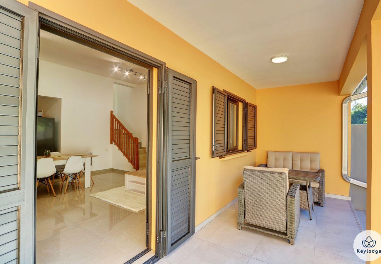 Villa à Salazie - Villa Berelax*** - 110 m2 – Séjour nature – Salazie
