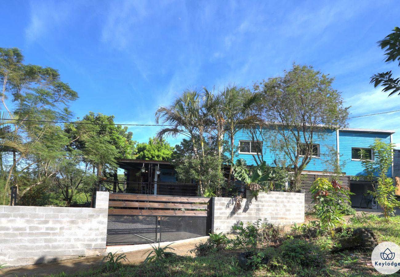 Maison à SAINT-JOSEPH - La Créole Améthyste - 137m2 - Jacuzzi – Saint-Joseph