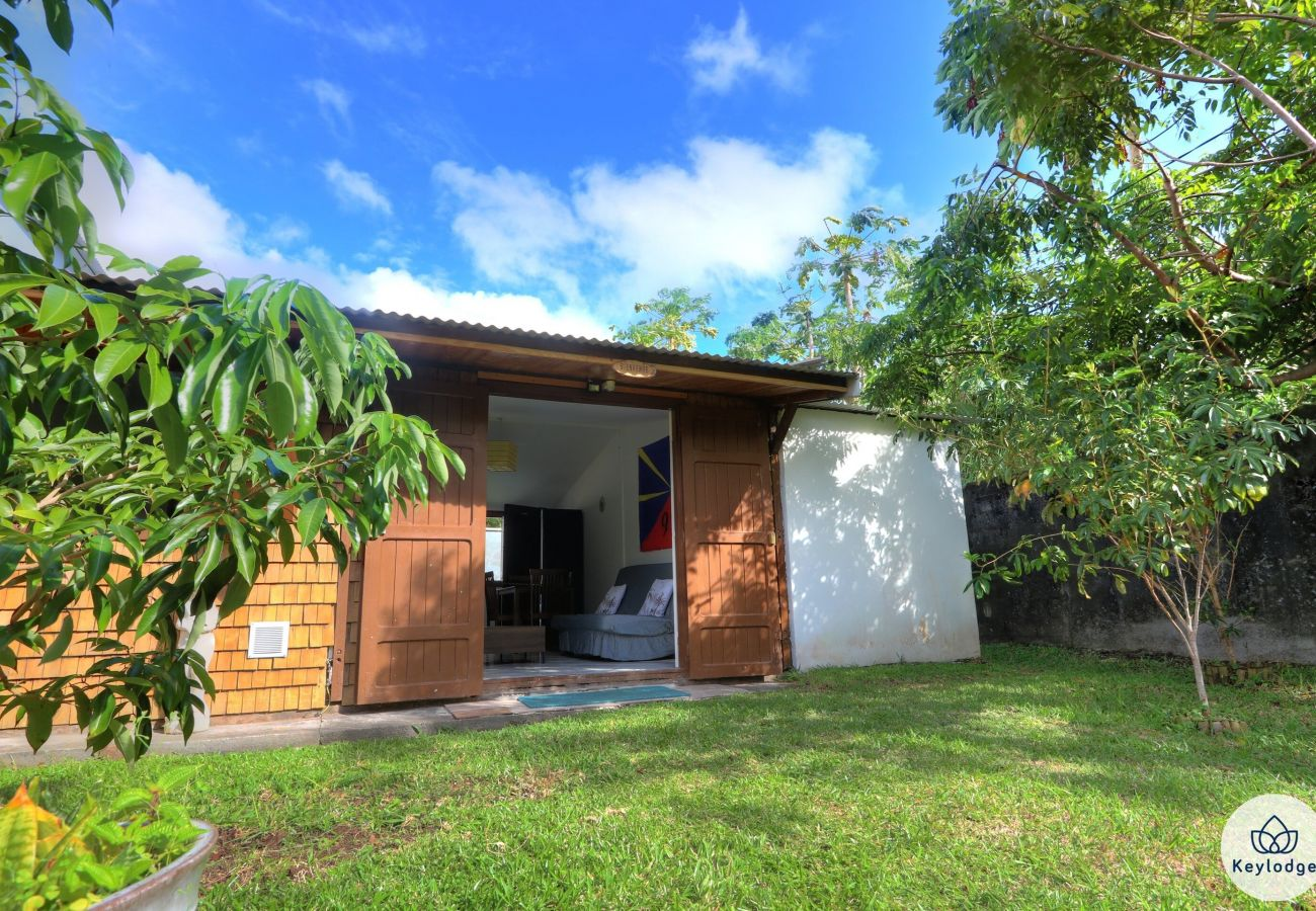 Maison à SAINTE ROSE - Kaz Les Flamboyants - 40 m2 - Piscine - Sainte-Rose