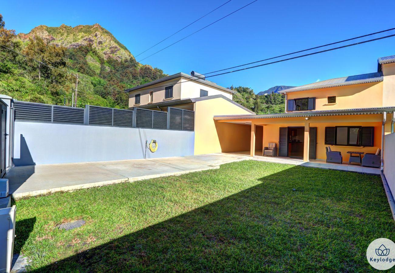 Villa à Salazie - Villa Berelax - 110 m2 – Séjour nature – Salazie