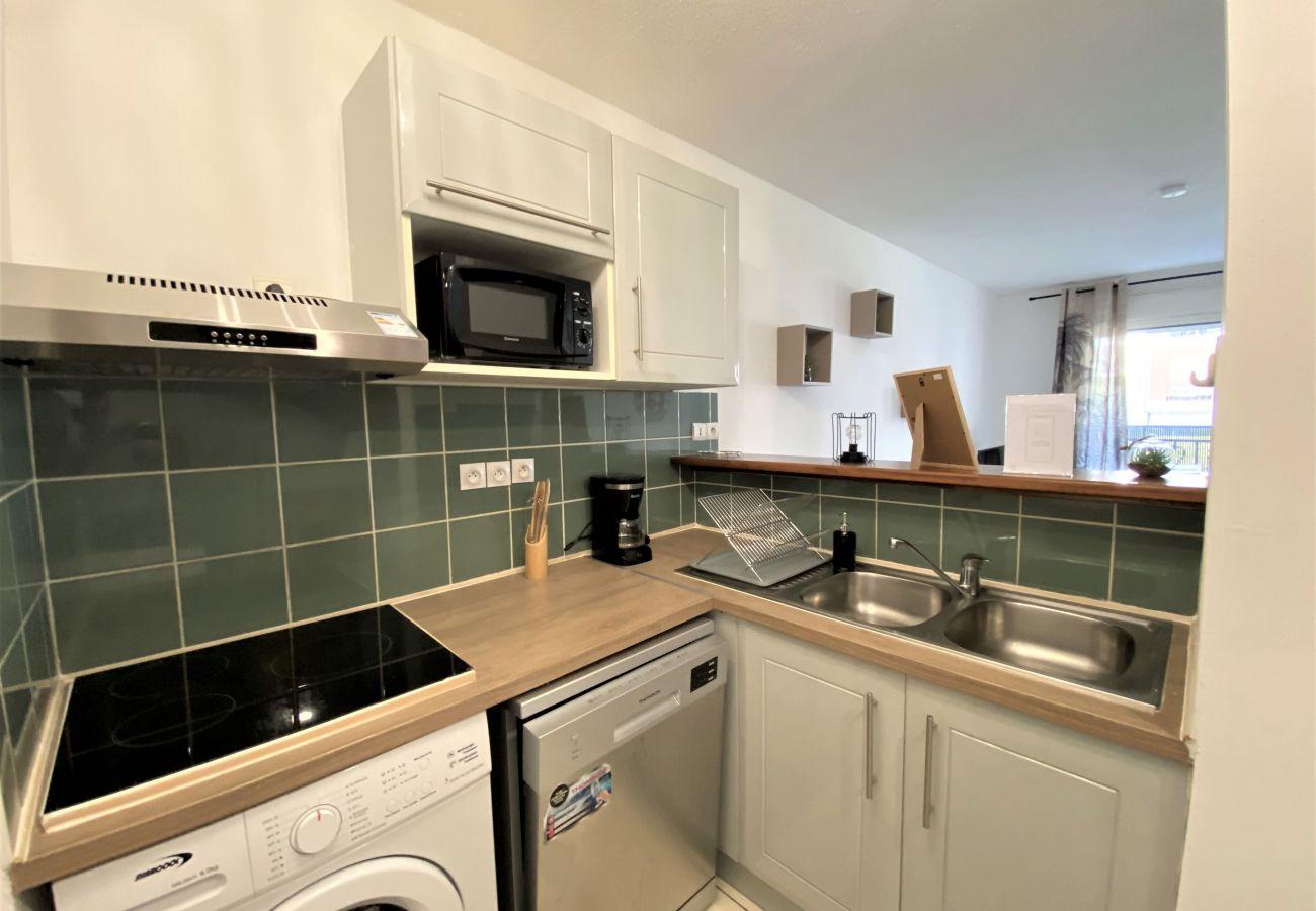 Appartement à Sainte-Clotilde - T3 – Pitaya*** – 47m2 - Piscine - Saint-Denis