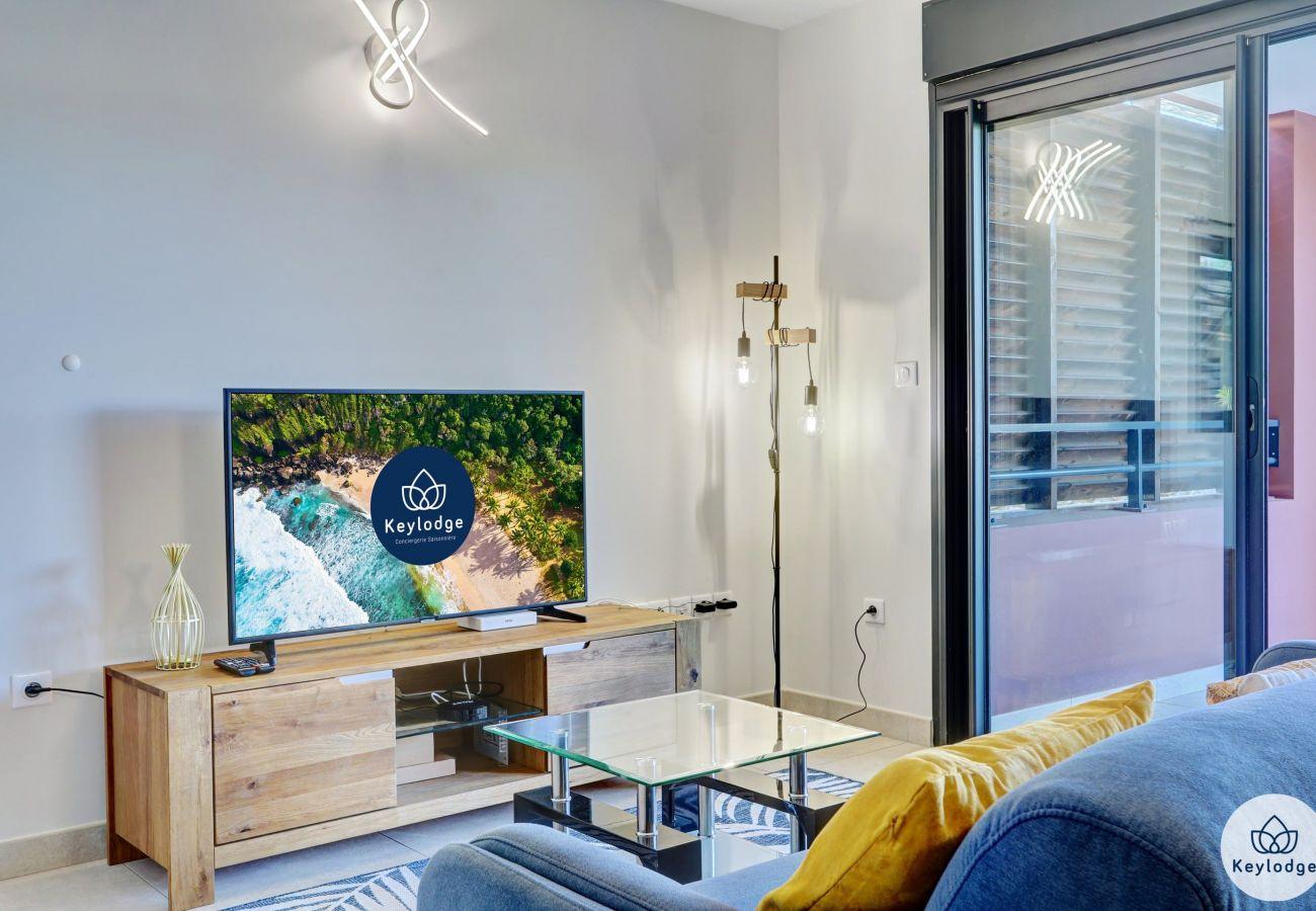 Appartement à Saint-Leu - T3 – Leu Filao - 70m2 – Lagon de Saint-Leu