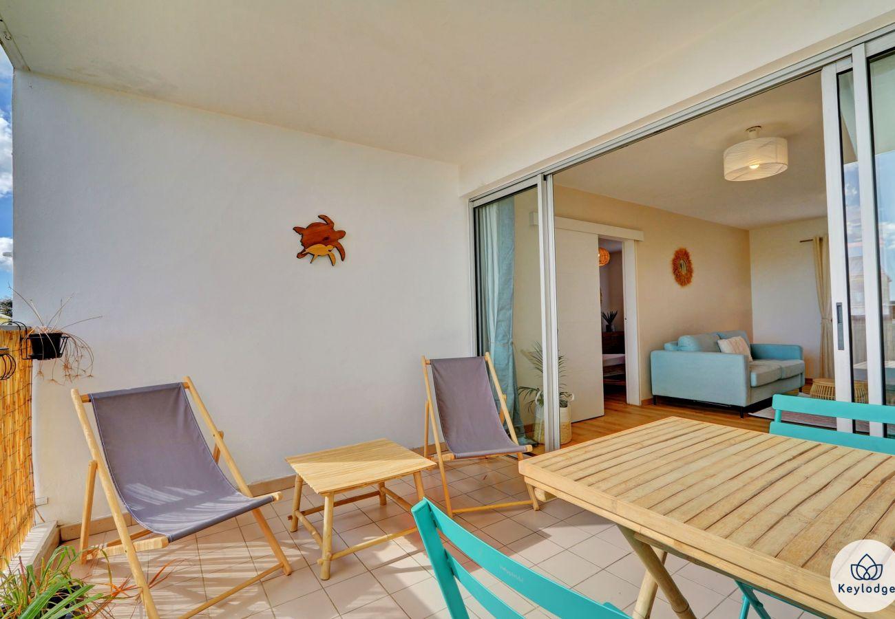 Appartement à Saint Denis - T2 – Sacalia - 54 m2 - Rénové - Proche centre-ville Saint-Denis