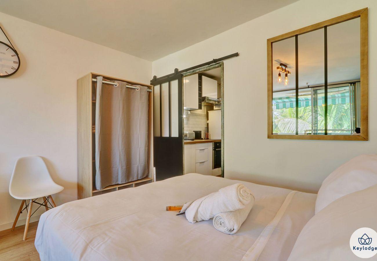 Studio à Saint-Gilles les Bains - T1 – Les Terrasses de Boucan – Proche des plages – Boucan Canot