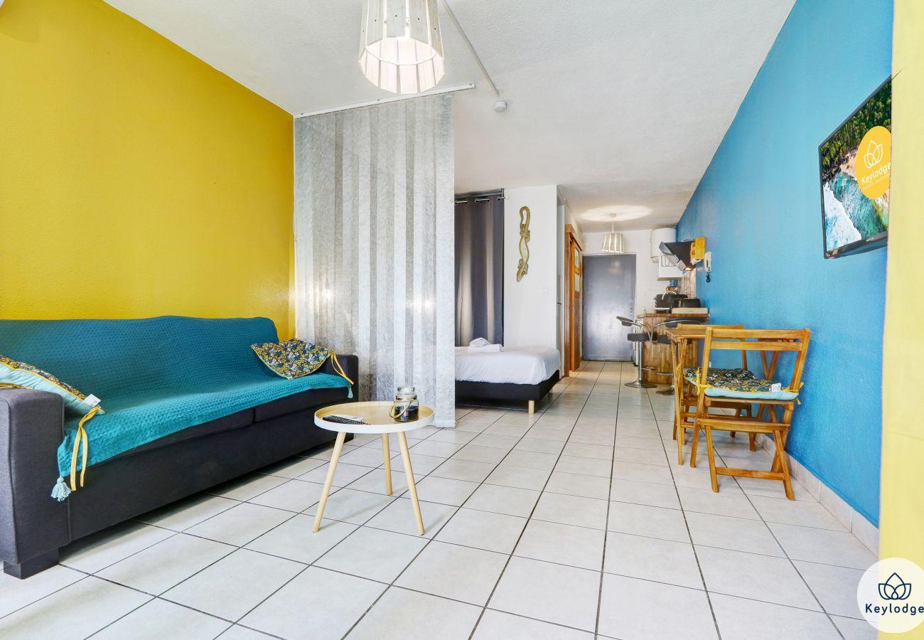Studio à Saint-Gilles les Bains - T1 – Leko Réunion – Proche des plages de Saint-Gilles