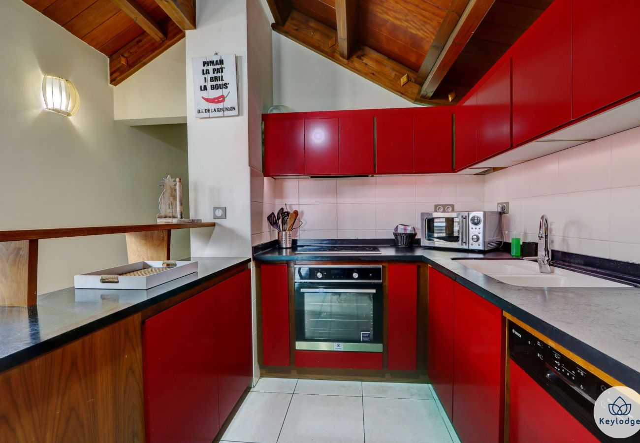 Appartement à Saint-Gilles les Bains - T4 – Loft Océan - 113 m2 - Centre ville de Saint-Gilles