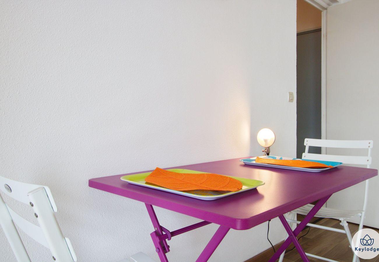 Studio à Saint Denis - Studio Faham Run 3*** - 29 m2 – vue ocean - St Denis
