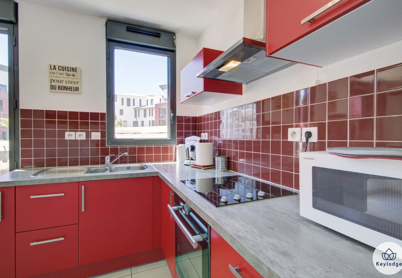 Appartement à Saint Pierre - T2 - Ti Patio - 38 m2 - Front de Mer - Saint-Pierre