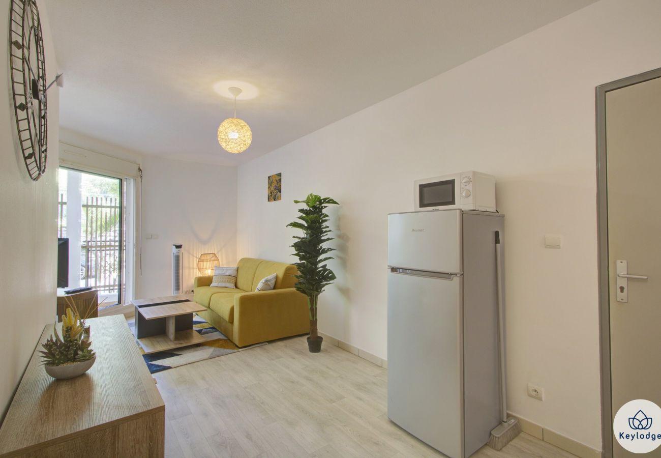 Appartement à Sainte-Clotilde - T2 – Fiorella – Piscine et tranquillité - 36 m2 - Saint-Denis