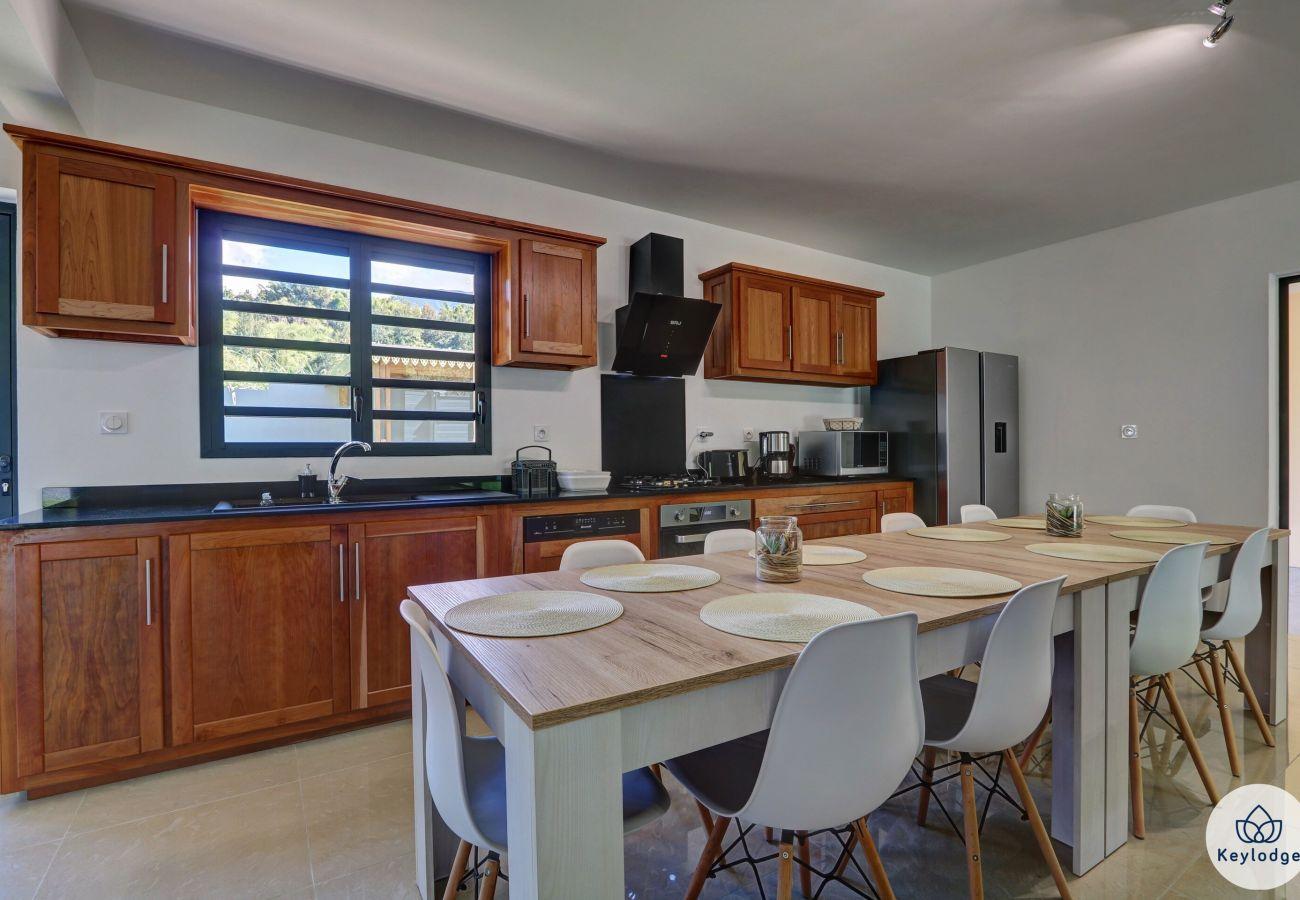 Villa à Salazie - Villa Embellia - 147 m2 – Séjour nature – Salazie
