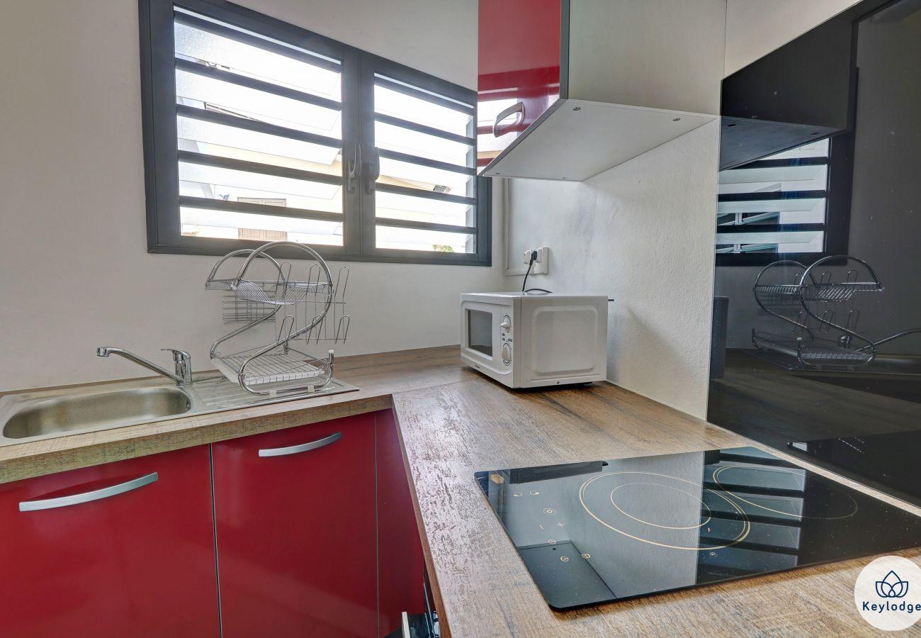 Studio à Saint-Gilles les Bains - T1 bis – Lagon – 35m² - Proche des plages – Saint-Gilles-Les-Bains